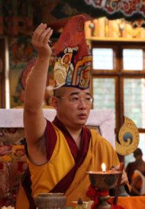 HH Khentrul Gyangkhang Rinpoche