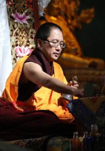HH Karma Kuchen Rinpoche