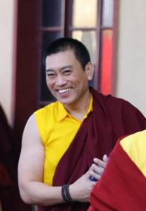 HH Mugsang Kuchen Rinpoche