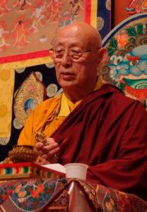 HH Tulku Thubsang Palazang Rinpoche