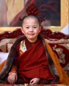 His Holiness the 4th Penor Rinpoche
