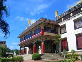Namdroling's Golden Temple