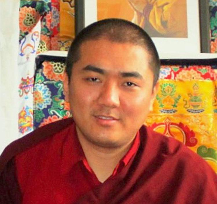 Tulku Dawa Gyalpo Rinpoche
