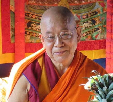 Khenchen Rinpoche Pema Sherab